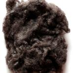 Gekaarde / Gekamde Wol – grijs –